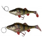 Savage Gear 4D Line Thru Perch Shad 23 cm 168 gr SS