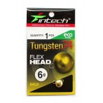 Intech Tungsten 74 Flex Head Gold